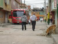 Barrio San José, pequeño pero inseguro