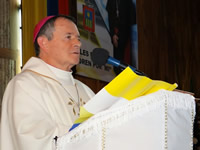 Mensaje de cuaresma de Monseñor Daniel Caro Borda