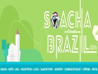 Xuacha-Brasil alista maletas para su travesía
