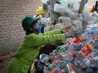 Bogotá celebró el día del reciclador