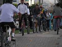 Bogotá podría tener oficina de la bicicleta