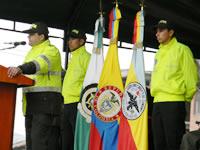 Policía fortalece plan de seguridad en Soacha