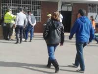 Con retrasos en varios puestos de votación comenzaron elecciones parlamentarias en Soacha