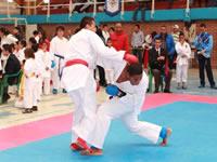 Madrid, sede del torneo de Karate Do