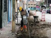 407 calles han sido reparadas en Bosa