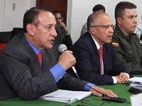 En Soacha se presentó uno de los incidentes electorales registrados en Cundinamarca