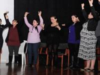 Cundinamarca prueba musicoterapia para madres gestantes