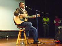 Se realizó concierto para prevenir consumo de drogas en los jóvenes