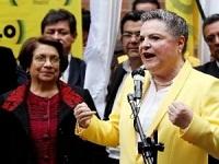 Dos mujeres de izquierda quieren llegar a la presidencia de Colombia