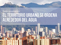 Conversatorio: El territorio urbano se ordena alrededor del agua