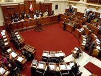 Congreso de la República reinicia labores