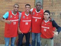 Cuatro deportistas de Soacha integran  equipo profesional de Baloncesto
