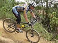 Zipaquirá domina  en ciclomontañismo