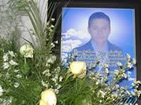 Madre indignada  pide justicia por la muerte de su hijo