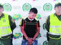 Capturan delincuente que atemorizaba a girardoteños