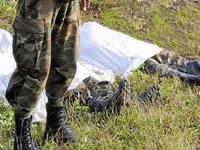 Condenan a  ocho militares implicados en caso falsos positivos