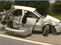 Mueren cinco personas en carreteras de Soacha