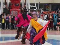 Con éxito terminó el II festival de danzas por parejas