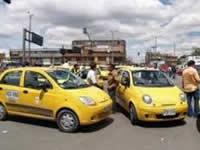 Nuevo amago de bloqueo por parte de los taxistas de Soacha