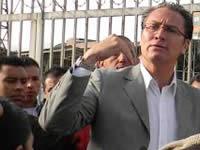 Alcaldía  se compromete a controlar  el tráfico pesado en el interior de la comuna dos
