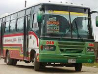 Otra ruta de transporte que retiran de Soacha