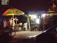 Disminuye espacio público y aumentan ventas ambulantes nocturnas  en Soacha