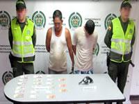 Capturan a dos atracadores en Girardot