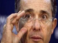 Uribe solicita oficina privada para sus escoltas