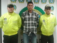 Policía captura a alias 'Aldemar'