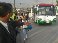 Se habilita tramo de la calzada de Transmilenio para rutas urbanas de Soacha