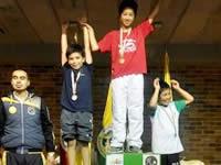 Zipaquirá, campeón de tenis de mesa