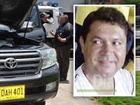Sin esclarecerse asesinato de empresario del fútbol en Cota