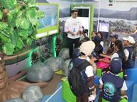 Cundinamarca cuenta con aula móvil ambiental