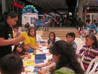 Mercurio se prepara  para celebrar el mes de los niños