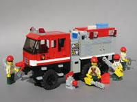 Niños bogotanos armarán  con legos carro gigante