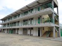 Institución Educativa de Cazuca tiene nueva cara