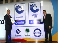 Gobernación de Cundinamarca recibe certificación ISO 9001