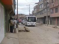 Municipio incumple compromisos pactados con habitantes de la comuna tres