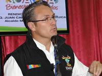 Alcaldía de Soacha rindió cuentas en la comuna tres