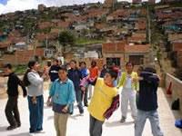 Organizaciones sociales de comuna cuatro se «Enredarán por la vida»