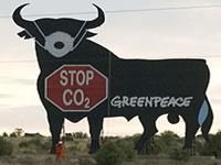 El CO2 producido por una vaca contamina más que el emitido por el petróleo