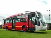 En el norte de Bogotá circularán buses amigables con el medio ambiente