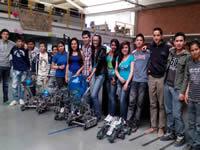 Jóvenes de Soacha y Bosa  participarán en torneo de robótica
