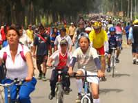 Soacha tiene una de las ciclovías más grandes del mundo