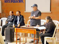 Importantes acuerdos entre comunidad de Las Villas y gobierno municipal