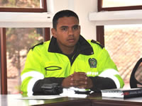 Chía estrena comandante de Policía
