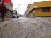 'Chambonada' de la Empresa de Acueducto en El Triunfo