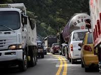 Reducido transporte municipal en La Calera