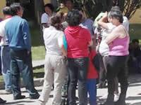 Conflicto en San Carlos por demolición de rejas y porterías del conjunto