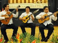 """Ganadores del """"Mono Núñez"""" en el Teatro de Villa Mayor"""